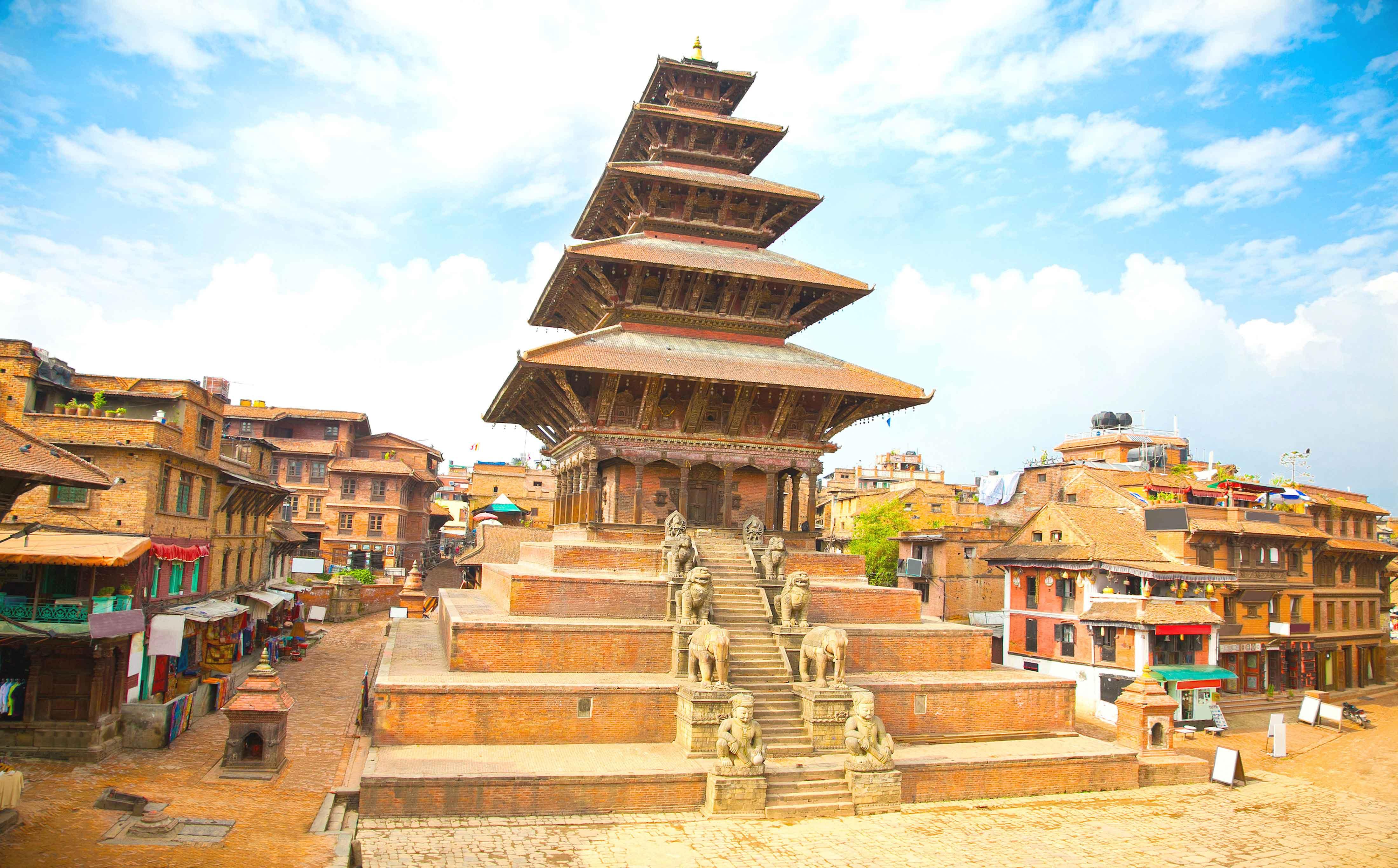 Nyatapola-Temple-Bhaktapur