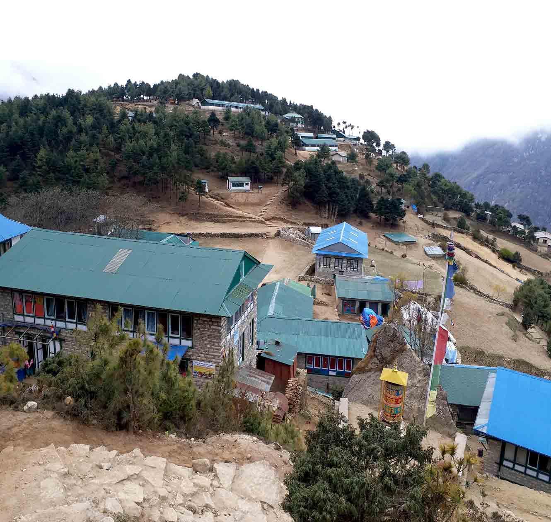 Sherpa-Village