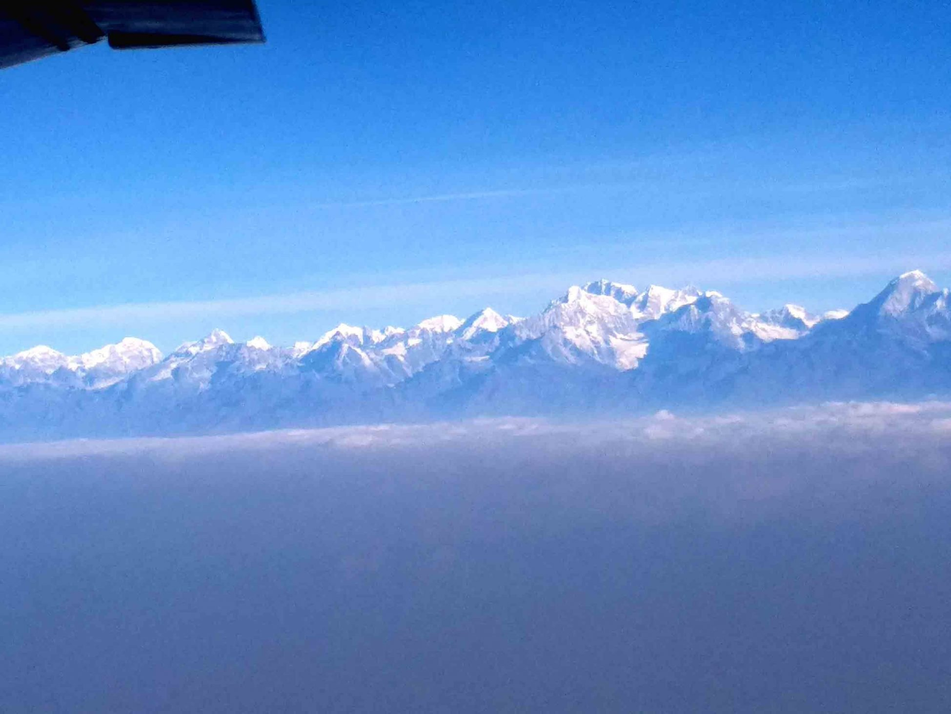 view-of-Himalayas-from-above