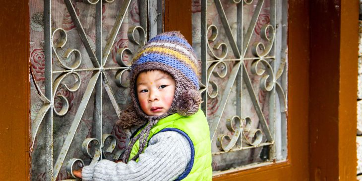Sherpa-Child