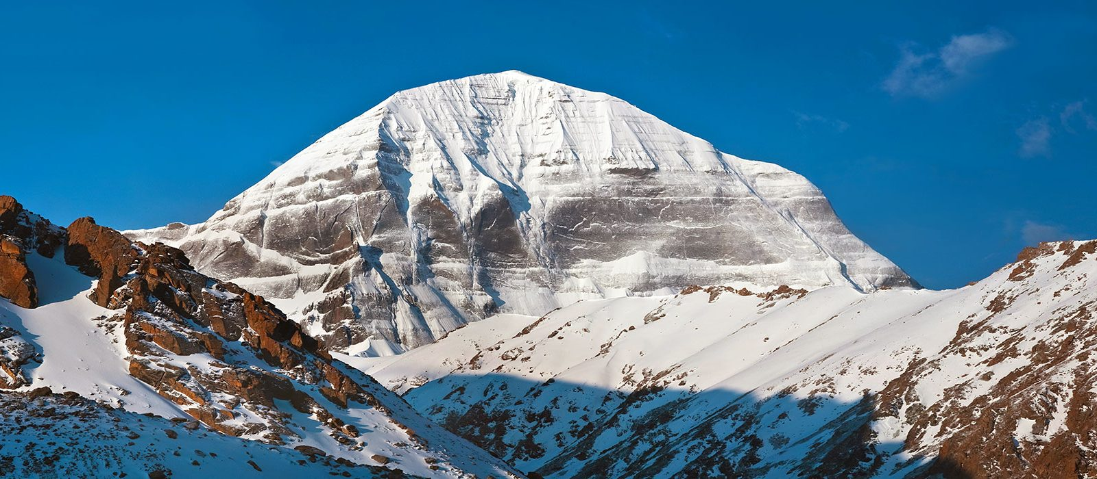 Mount Kailash in Tibet