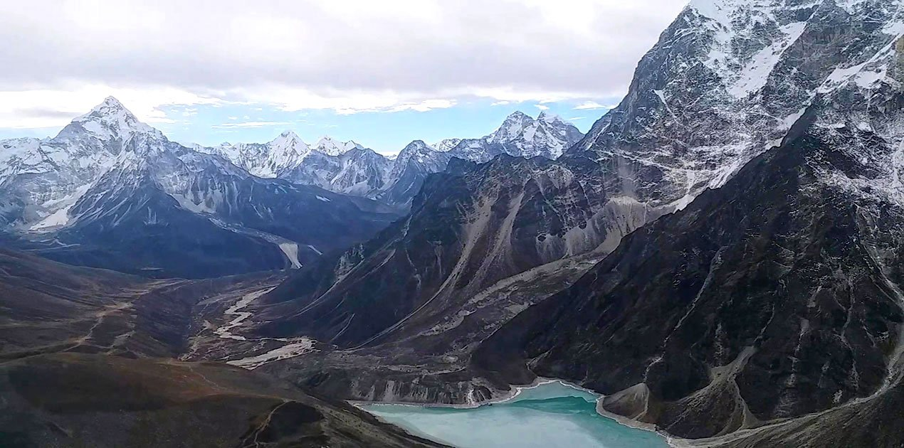 Himalayan-View-from-Helicopter