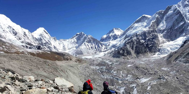 View-points-of-Everest-Trek