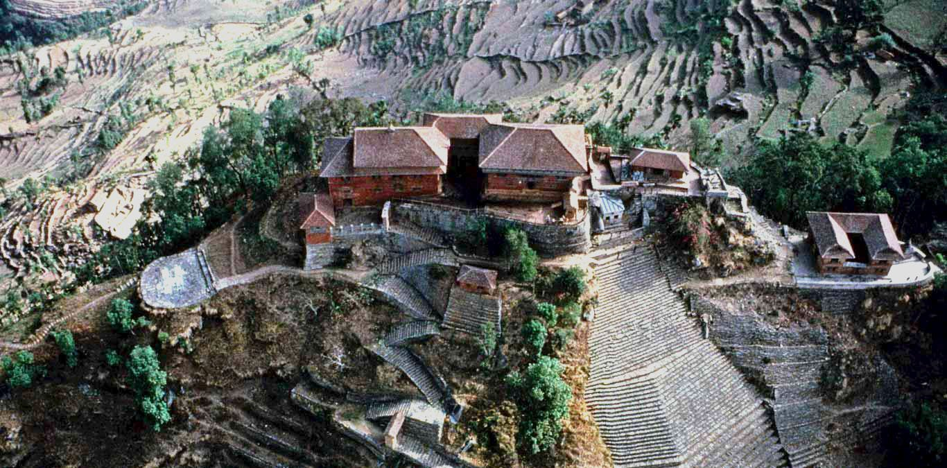 ancient-Gorkha-Palace