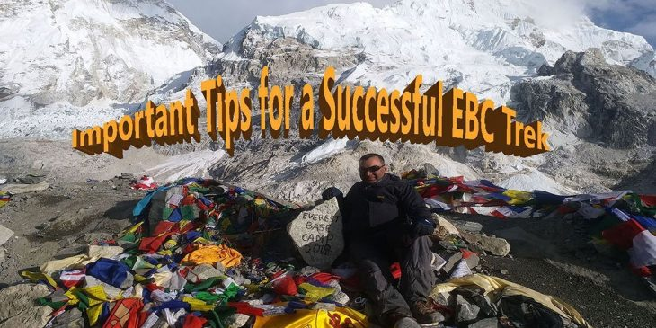 Everest-Trek-Success