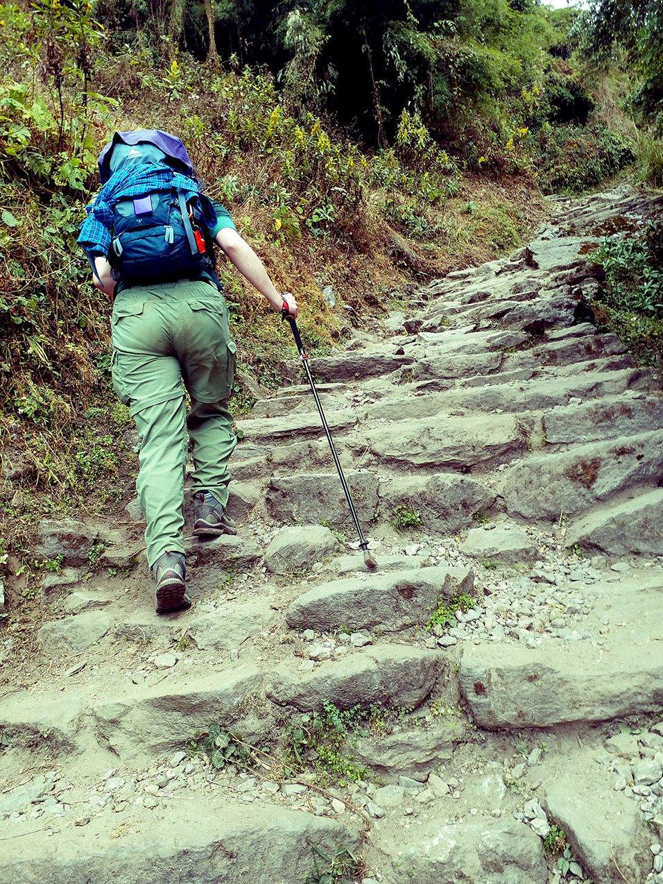 trekking-solo
